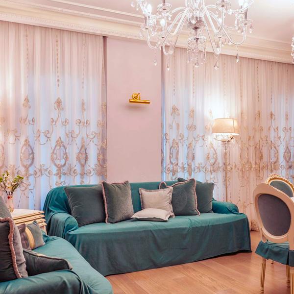 Ремонт трехкомнатной квартиры на тверской