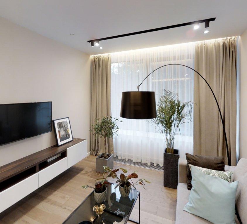 Tatlin Apartments Дизайнерский ремонт