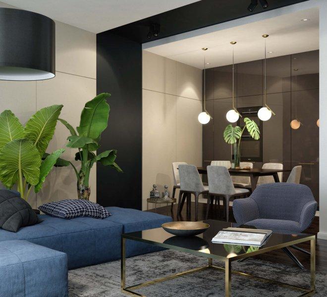 жк tatlin татлин дизайн проект ремонт квартиры